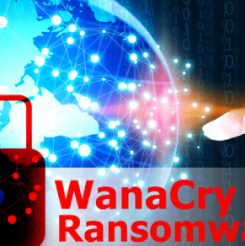 Defend WannaCry and other security ingressions