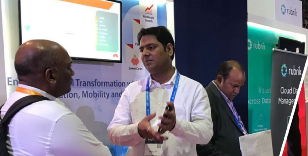 Umbrella Infocare shines at AWS Summit India 2018