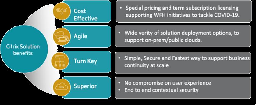 Citrix Solution Benefit